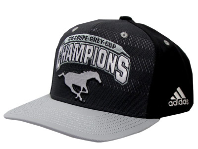 CALGARY STAMPEDERS 2019 GREY CUP CHAMPS HAT. Found in Clothing > Hats
