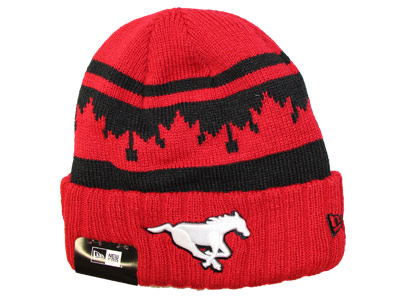 CALGARY STAMPEDERS SIDELIN SPORT CUFF. Found in Clothing > Hats