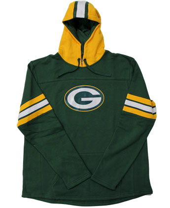 GREEN BAY PACKERS PACKERS REDZONE PULLOVER. Found in Clothing > Fleece