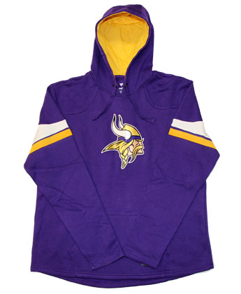 MINNESOTA VIKINGS REDZONE PULLOVER. Found in Clothing > Fleece