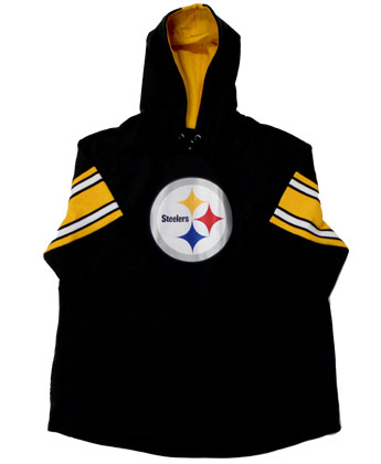 PITTSBURGH STEELERS REDZONE PULLOVER. Found in Clothing > Fleece