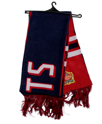 Winnipeg Jets  HERITAGE SCARF. Found in Clothing > Accessorie