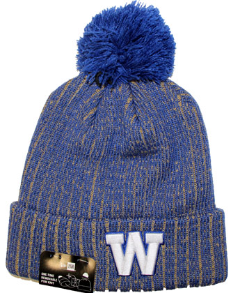 Winnipeg Blue Bombers COLORTWIST KNIT. Found in Clothing > Hats