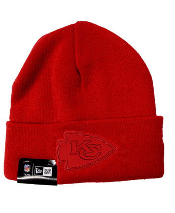 KANSAS CITY CHIEFS VIVID KNIT. Found in Clothing > Hats
