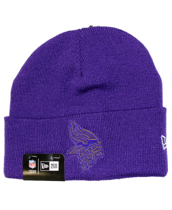 MINNESOTA VIKINGS VIVID KNIT. Found in Clothing > Hats