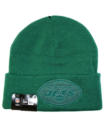 New York Jets VIVID KNIT. Found in Clothing > Hats