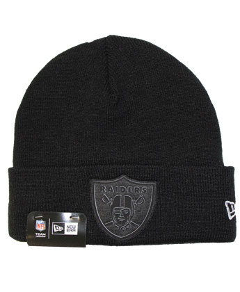 OAKLAND RAIDERS VIVID KNIT. Found in Clothing > Hats