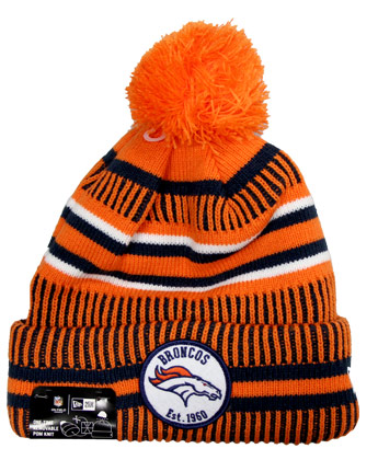 DENVER BRONCOS SIDELINE SPORTSKNIT. Found in Clothing > Hats