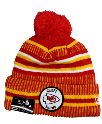 KANSAS CITY CHIEFS SIDELINE SPORT KNIT. Found in Clothing > Hats