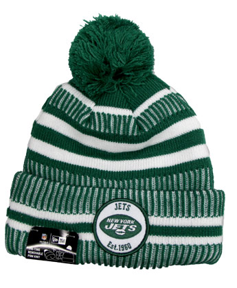 New York Jets SIDELINE SPORTKNIT. Found in Clothing > Hats