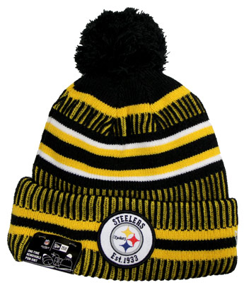 PITTSBURGH STEELERS SIDELINE SPORTSKNIT. Found in Clothing > Hats
