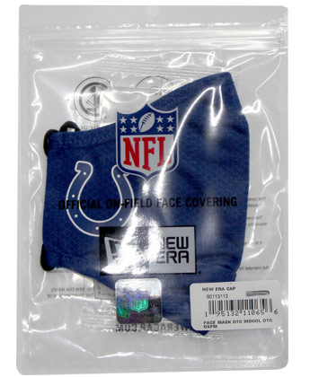 Indianapolis Colts SIDELINE MASK. Found in Clothing > Accessorie