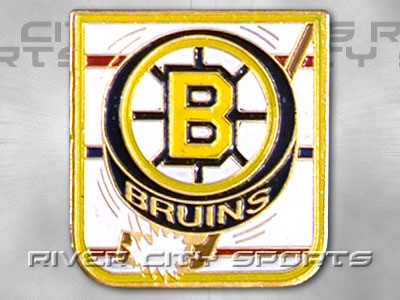 BOSTON BRUINS Puck Pin. Found in Souvenirs > Pins