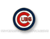 MLB LOGO PIN in CHICAGO CUBS Found in: MLB > Chicago Cubs > Souvenirs > Pins