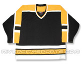 RCS BLANK BRUINS BLACK JERSEY in RCS Found in: BRANDED > RCS > Jerseys > Replica
