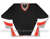 RCS BLANK SABRES BLACK JERSEY in RCS Found in: BRANDED > RCS > Jerseys > Replica