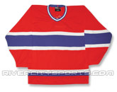 RCS BLANK CANADIENS RED JERSEY in RCS Found in: BRANDED > RCS > Jerseys > Replica