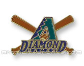 X-BAT PIN in ARIZONA DIAMONDBACKS Found in: MLB > Arizona Diamondbacks > Souvenirs > Pins