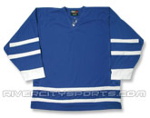 RCS BLANK LEAFS BLUE JERSEY in RCS Found in: BRANDED > RCS > Jerseys > Replica