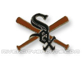 X-BAT PIN in CHICAGO WHITE SOX Found in: MLB > Chicago White Sox > Souvenirs > Pins