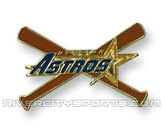 X-BAT PIN in HOUSTON ASTROS Found in: MLB > Houston Astros > Souvenirs > Pins