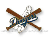 X-BAT PIN in LOS ANGELES DODGERS Found in: MLB > Los Angeles Dodgers > Souvenirs > Pins
