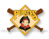 X-BAT PIN in PITTSBURGH PIRATES Found in: MLB > Pittsburgh Pirates > Souvenirs > Pins