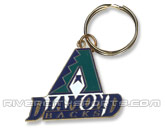 MLB LOGO KEYCHAIN in ARIZONA DIAMONDBACKS Found in: MLB > Arizona Diamondbacks > Souvenirs > Pins