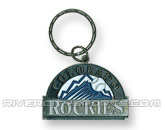 MLB LOGO KEYCHAIN in COLORADO ROCKIES Found in: MLB > COLORADO ROCKIES > Souvenirs > Pins