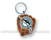 PREMIUM ACRYLIC KEYCHAIN in FLORIDA MARLINS Found in: MLB > Florida Marlins > Souvenirs > Keychains