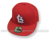 NEW ERA AUTHENTIC COLLECTION 59FIFTY HOME CAP in ST. LOUIS CARDINALS Found in: MLB > St. Louis Cardinals > Clothing > Hats