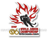 WJHC 06 PATCH in CANADA Found in: INTERNATIONAL > Canada > Jerseys > Patches