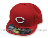 NEW ERA AUTHENTIC COLLECTION 59FIFTY HOME CAP in CINCINNATI REDS Found in: MLB > Cincinnati Reds > Clothing > Hats
