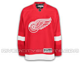 NHL > DETROIT RED WINGS > Jerseys > WINGS PREMIER JERSEY RED