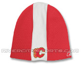 RBK WINTER KNIT CAP in CALGARY FLAMES Found in: NHL > CALGARY FLAMES > Clothing > Hats
