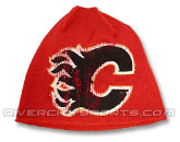 RBK OLD ORCHARD CUFFLESS KNIT CAP in CALGARY FLAMES Found in: NHL > CALGARY FLAMES > Clothing > Hats