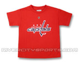 REEBOK CHILDS JERSEY PA T-SHIRT - OVECHKIN in WASHINGTON CAPITALS Found in: NHL > WASHINGTON CAPITALS > Clothing > T-Shirts