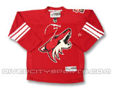 REEBOK TODDLER PREMIER REPLICA JERSEY in PHOENIX COYOTES Found in: NHL > PHOENIX COYOTES > Jerseys > Replica
