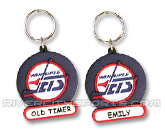 PERSONALIZED NAME KEYCHAIN in WINNIPEG JETS Found in: NHL VINTAGE > Winnipeg Jets > Souvenirs > Keychains