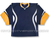 RCS BLANK SABRES NAVY JERSEY in RCS Found in: BRANDED > RCS > Jerseys > Replica