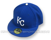 NEW ERA AUTHENTIC COLLECTION 59FIFTY HOME CAP in KANSAS CITY ROYALS Found in: MLB > Kansas City Royals > Clothing > Hats