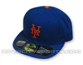 NEW ERA AUTHENTIC COLLECTION 59FIFTY HOME CAP in NEW YORK METS Found in: MLB > New York Mets > Clothing > Hats