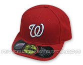 NEW ERA AUTHENTIC COLLECTION 59FIFTY HOME CAP in WASHINGTON NATIONALS Found in: MLB > Washington Nationals > Clothing > Hats