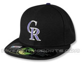 NEW ERA AUTHENTIC COLLECTION 59FIFTY GAME CAP in COLORADO ROCKIES Found in: MLB > COLORADO ROCKIES > Clothing > Hats