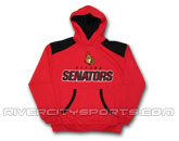 BULLETIN YOUTH CLUTCH HOODIE in OTTAWA SENATORS Found in: NHL > OTTAWA SENATORS > Clothing > Fleece