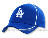 NEW ERA PERFORMANCE BATTING PRACTICE CAP in LOS ANGELES DODGERS Found in: MLB > Los Angeles Dodgers > Clothing > Hats