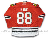 NHL > CHICAGO BLACKHAWKS > Jerseys > REEBOK PREMIER REPLICA JERSEY KANE PRECUSTOMIZED