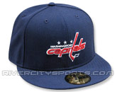 NEW ERA 59FIFTY PRO-FIT CAP in WASHINGTON CAPITALS Found in: NHL > WASHINGTON CAPITALS > Clothing > Hats