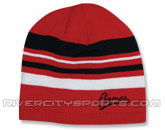 WOMENS KNIT HAT in CALGARY FLAMES Found in: NHL > CALGARY FLAMES > Clothing > Hats