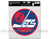 WINCRAFT DIE CUT DECAL in WINNIPEG JETS Found in: NHL VINTAGE > Winnipeg Jets > Souvenirs > Stickers